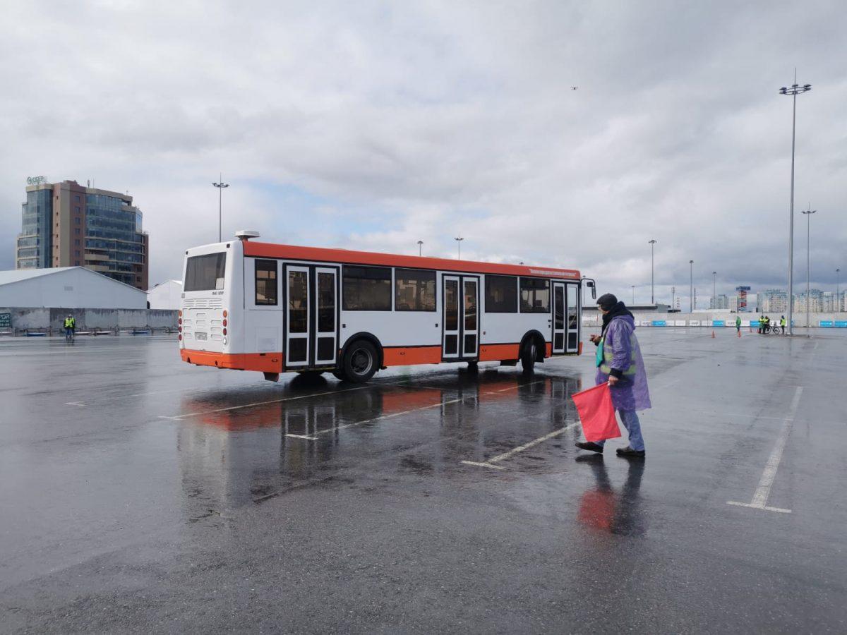 Лучших водителей автобуса выбирают сегодня вНижегородской области