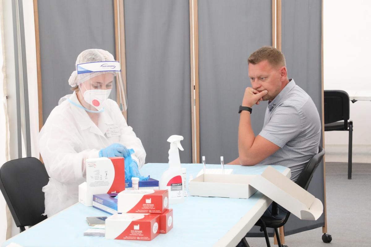 За сутки 643 человека заразились коронавирусом в Нижегородской области