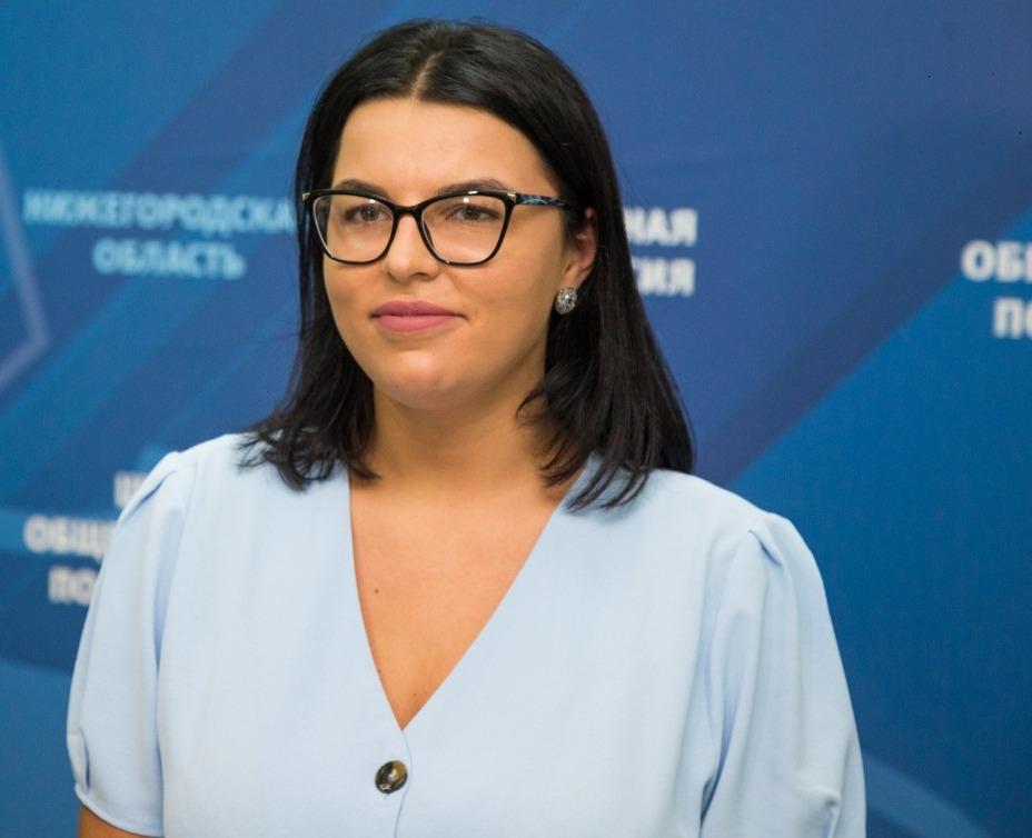 Мария Самоделкина: «Молодежь Нижегородской области сделала свой выбор в сторону стабильности и качественного развития»
