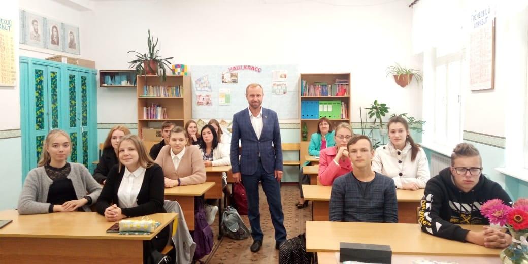 Нижегородские школьники познакомились спроектом «Мастера гостеприимства»