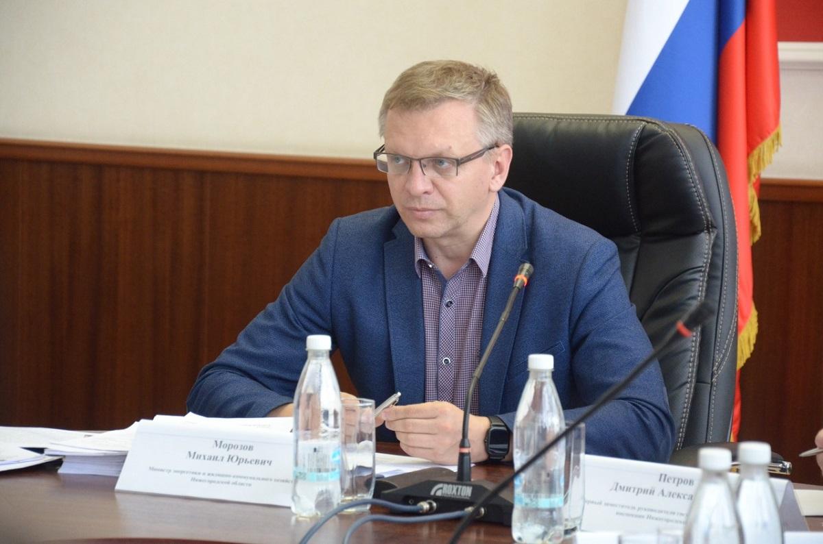 Инфраструктура ЖКХ Нижегородской области готова кзиме почти на90%