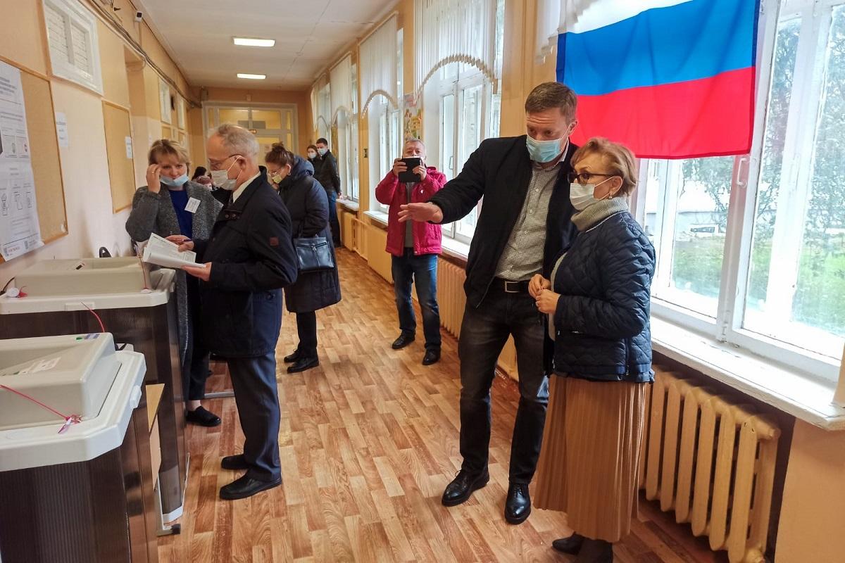 Депутаты отмечают, что выборы в Нижнем Новгороде проходят с соблюдением избирательных прав и мер эпидемиологической безопасности
