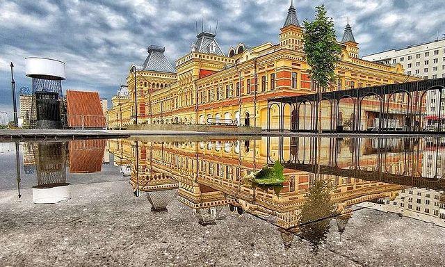 Нижегородская ярмарка открылась после реставрации: смотрим, как восстанавливали символ города