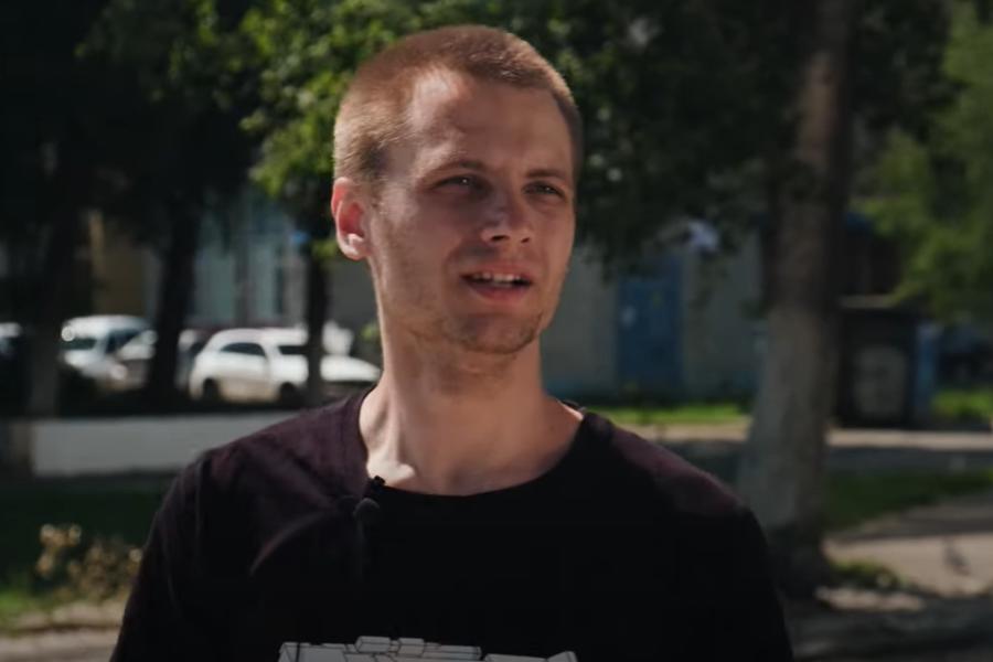 Видео дня: Никита Nomerz стал героем нового документального проекта о креативных людях «Oh my Град»