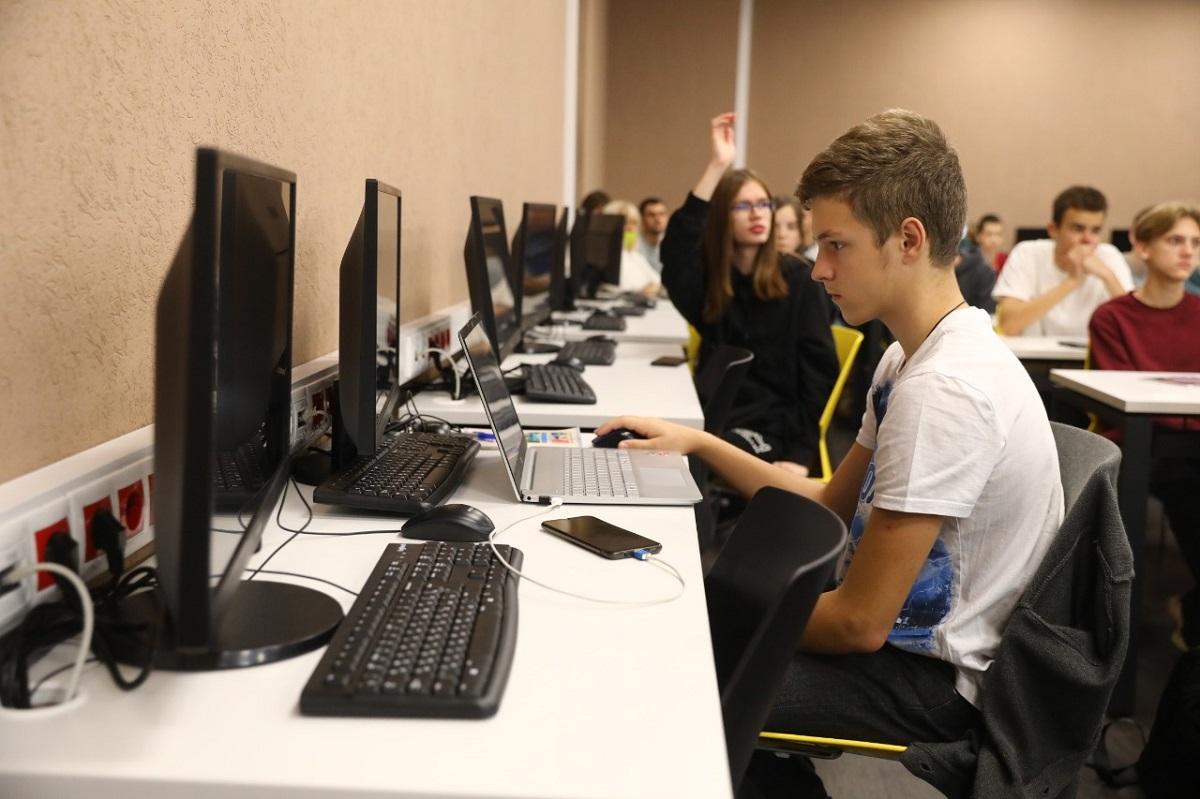 ВНижнем Новгороде стартовало обучение вшколе олимпиадного программирования