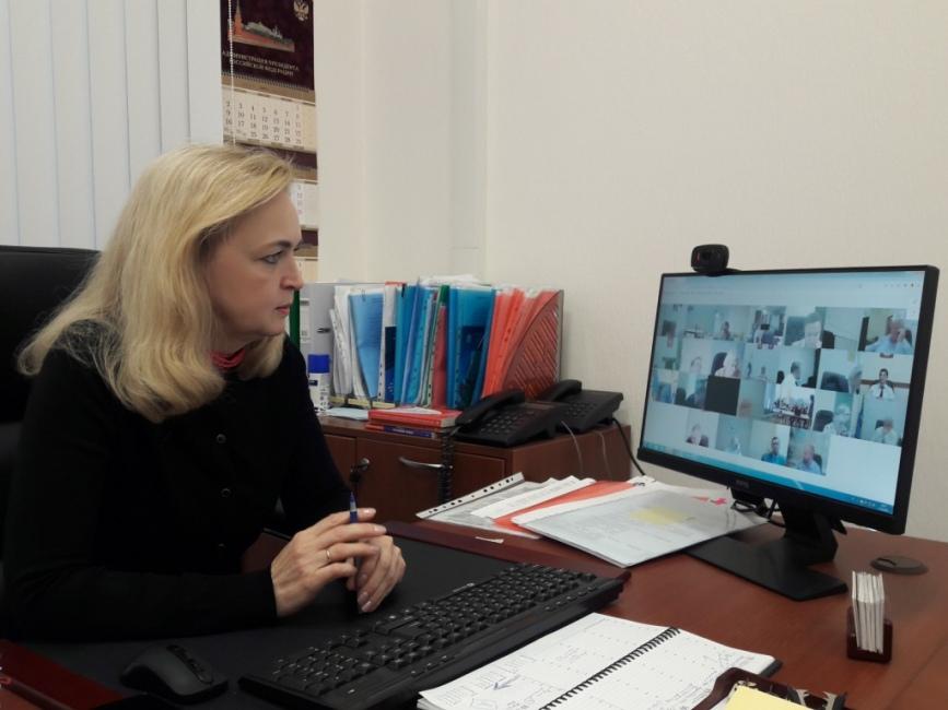 Оксана Кислицына: «Вчера в нижегородском следственном изоляторе проголосовали более 700 человек»