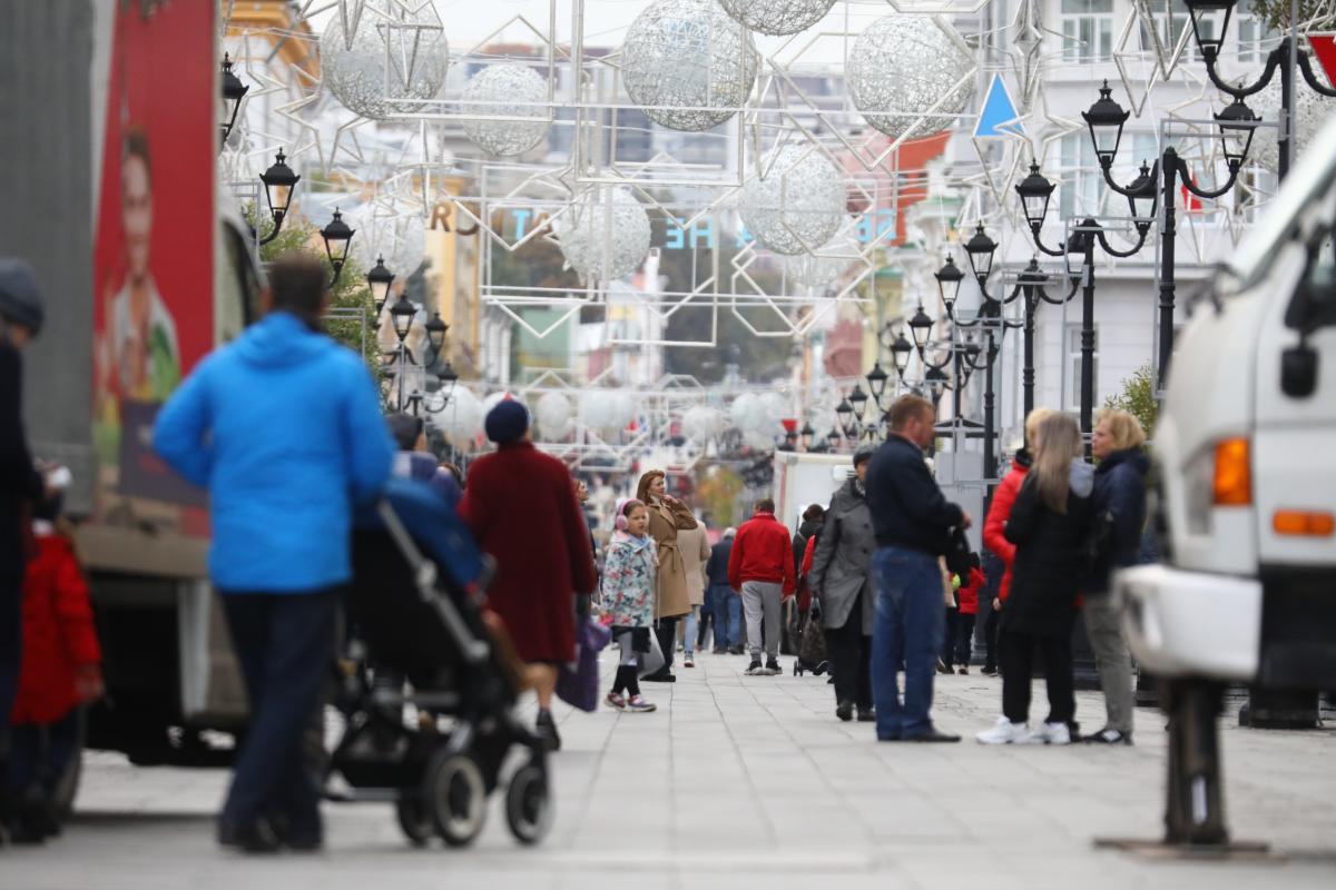 Каждый десятый нижегородец смотрит в будущее с уверенностью и оптимизмом