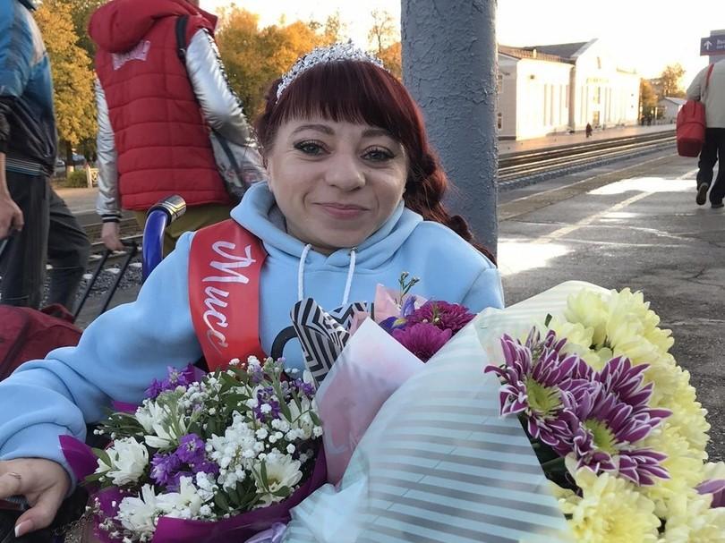 Жительница Дзержинска стала победительницей конкурса среди девушек с инвалидностью «Особая красавица-2021»