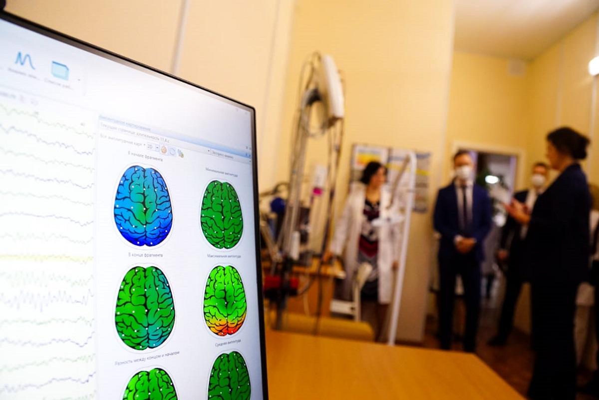 Лаборатория нейрофизиологии иэпилептологии создана вПриволжском медуниверситете