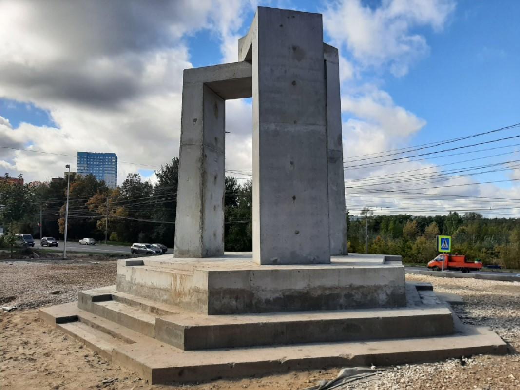 Памятник пожарным-спасателям установят на бульваре в Щербинках в Приокском раоне