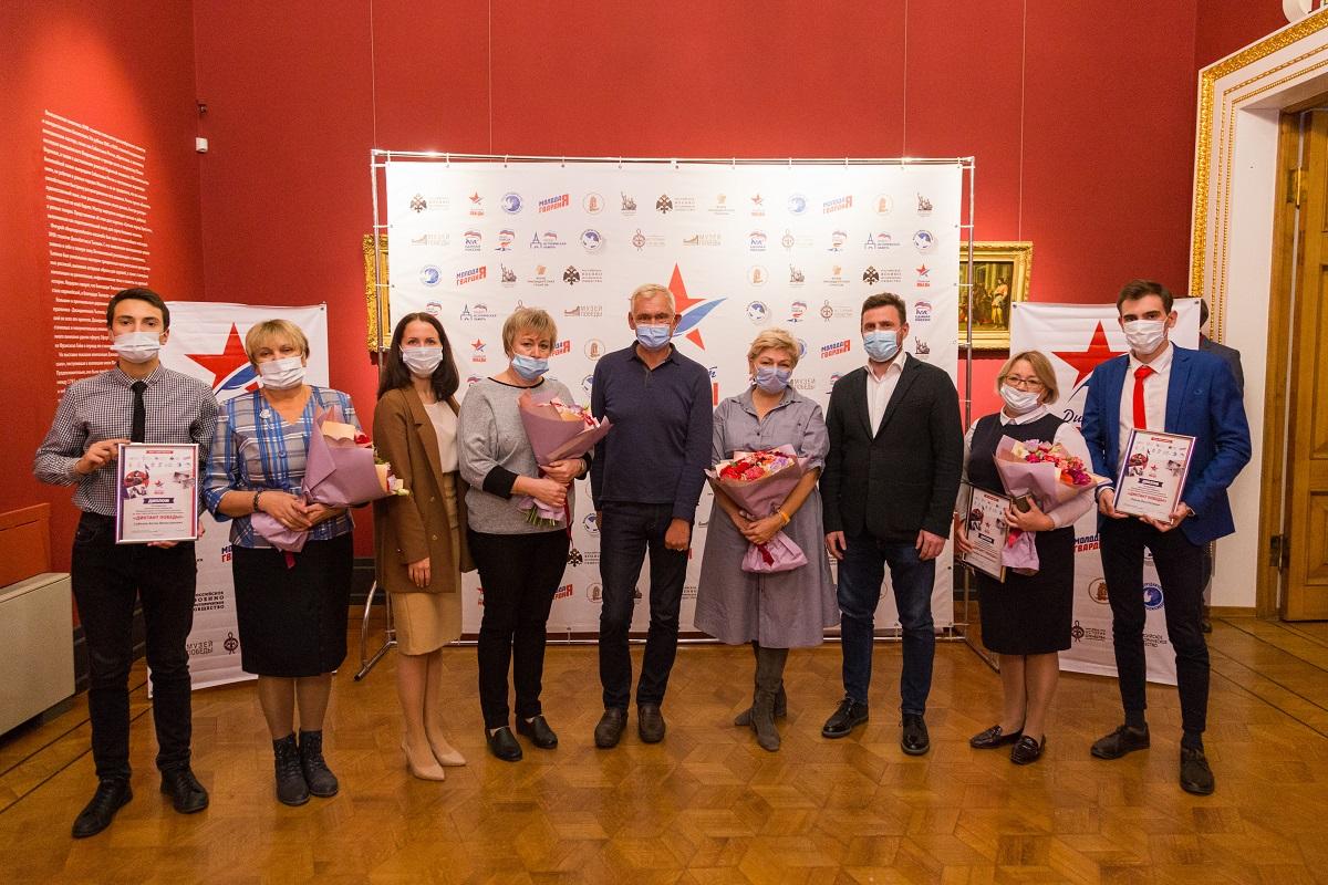 В Нижегородской области определены победители «Диктанта Победы»