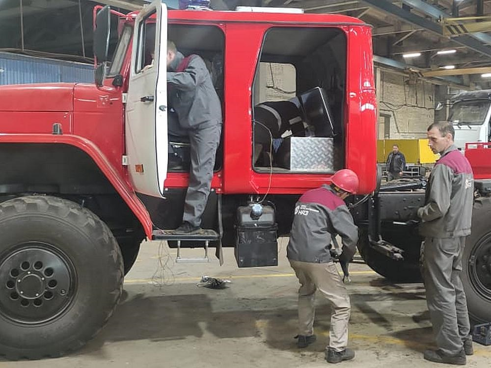 Региональный центр компетенций завершил работы повнедрению инструментов бережливого производства вООО«НАЗ»