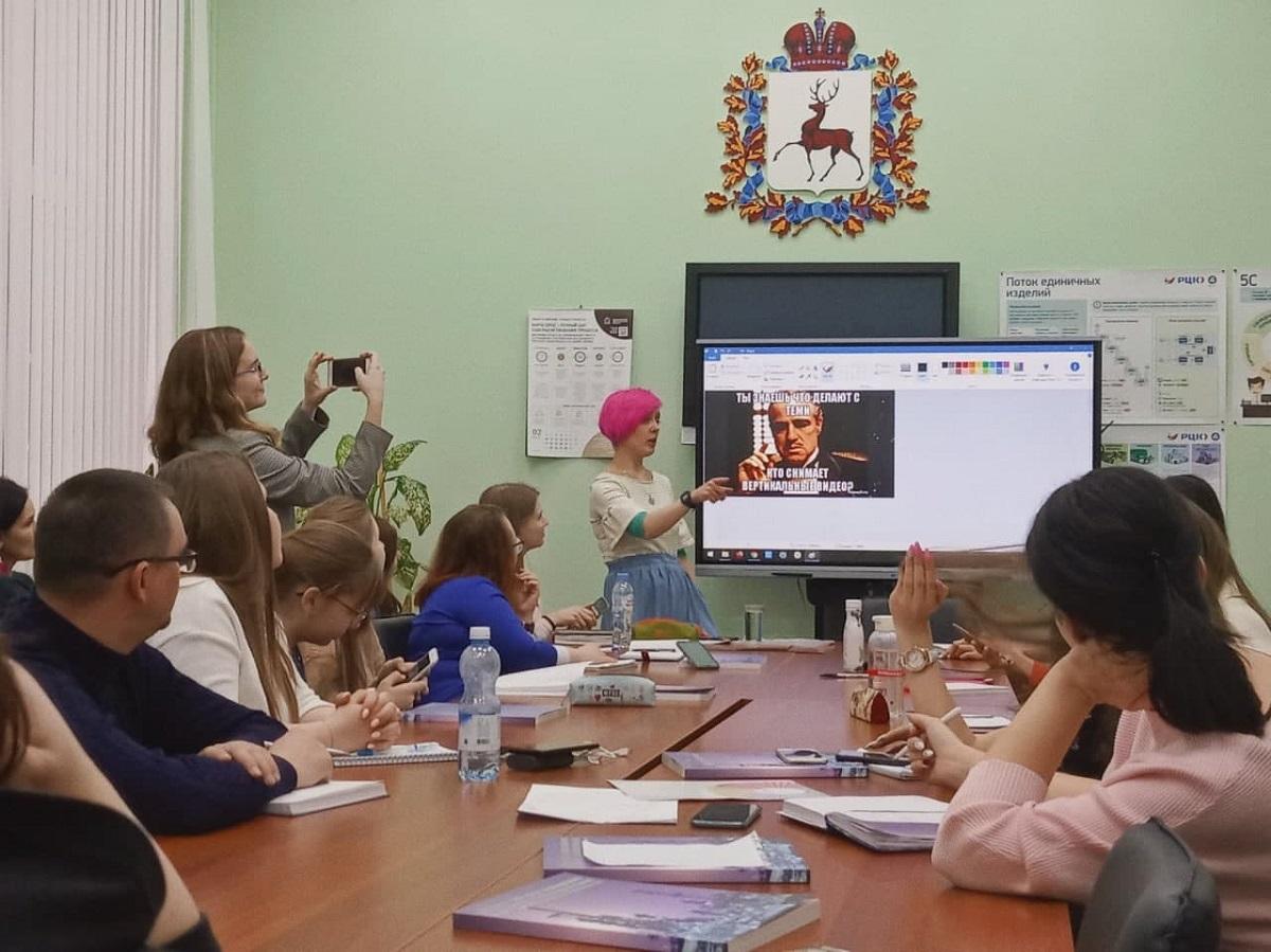 Стартовал набор вШколу деловой журналистики при нижегородском Минпроме