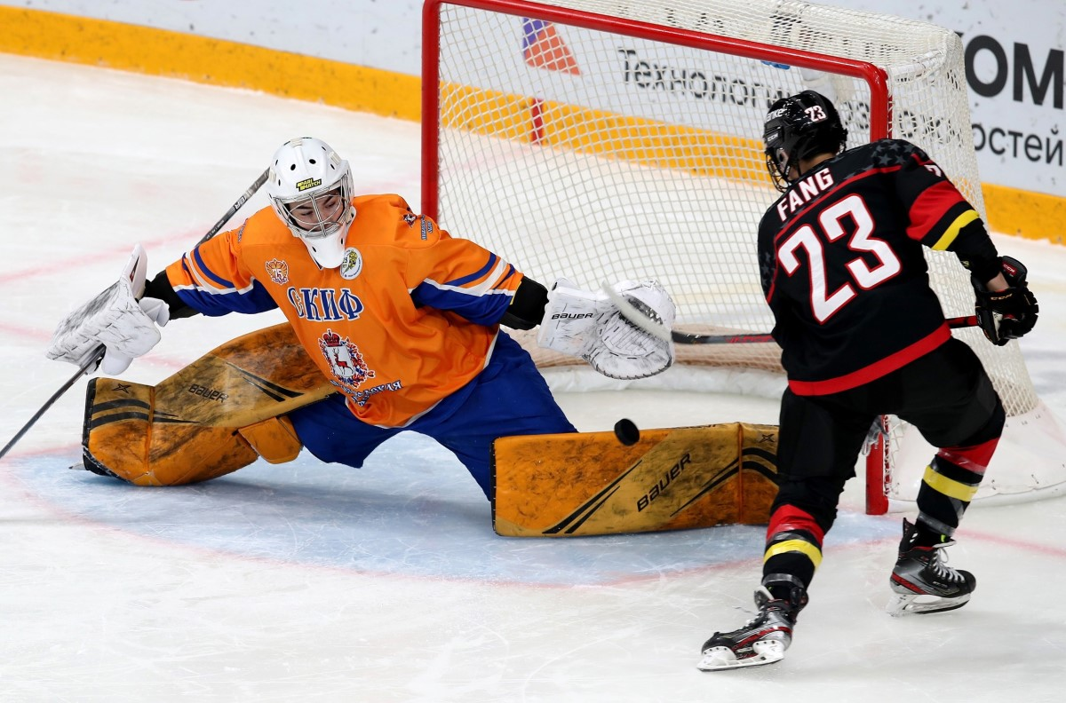 Две победы над китайской командой одержали хоккеистки нижегородского «СКИФа»