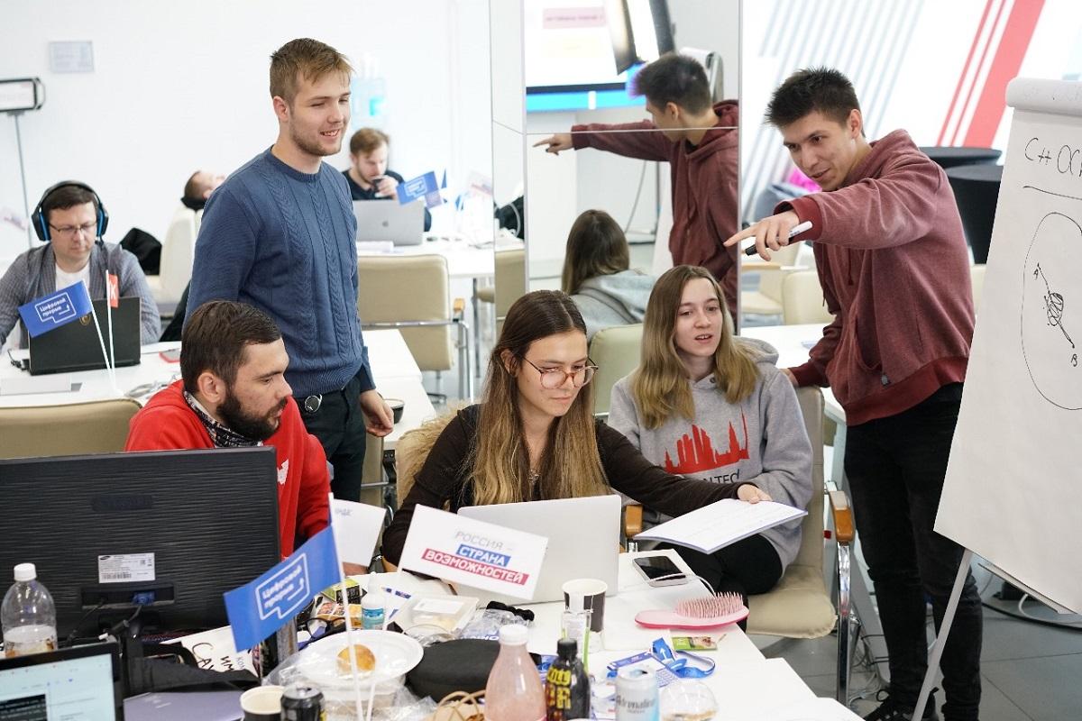 Жители Нижегородской области победили в полуфинале Всероссийского конкурса «Цифровой прорыв»