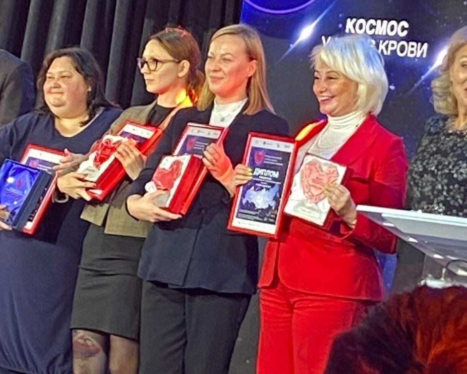 Нижегородский областной центр крови им. Н.Я. Климовой победил воВсероссийском конкурсе практик «Донорство и COVID-19»