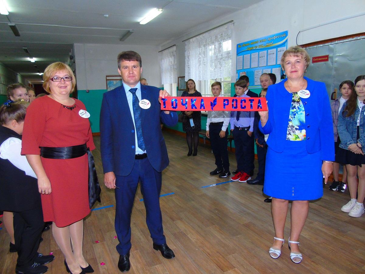 «Точки роста» появились вПолх-Майданской иКриушинской школах Нижегородской области
