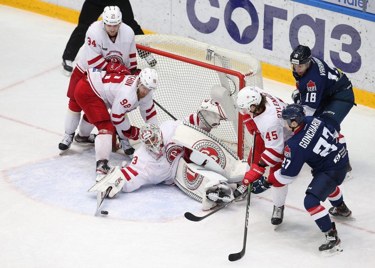 Нижегородское «Торпедо» сегодня стартует в Континентальной хоккейной лиге