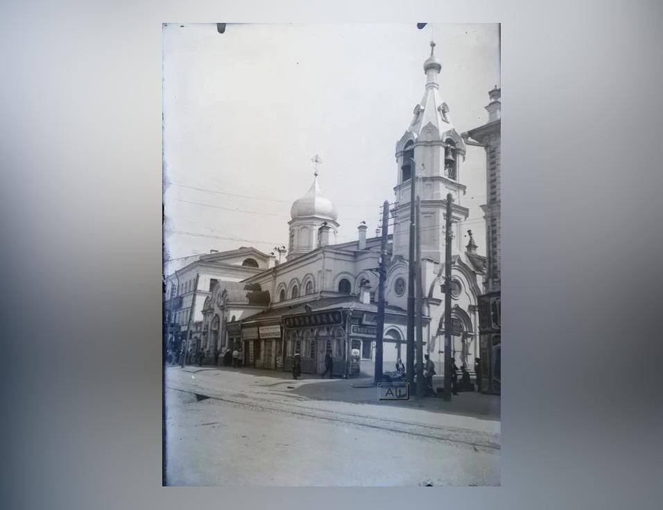 Троицкую церковь могут восстановить на улице Рождественской в Нижнем Новгороде