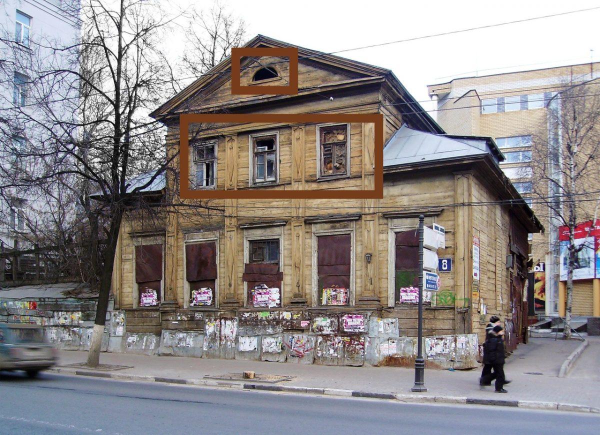Другая история: нижегородцы не узнали старинное здание после реставрации