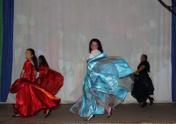 В нижегородской колонии прошел конкурс «Мисс лето»