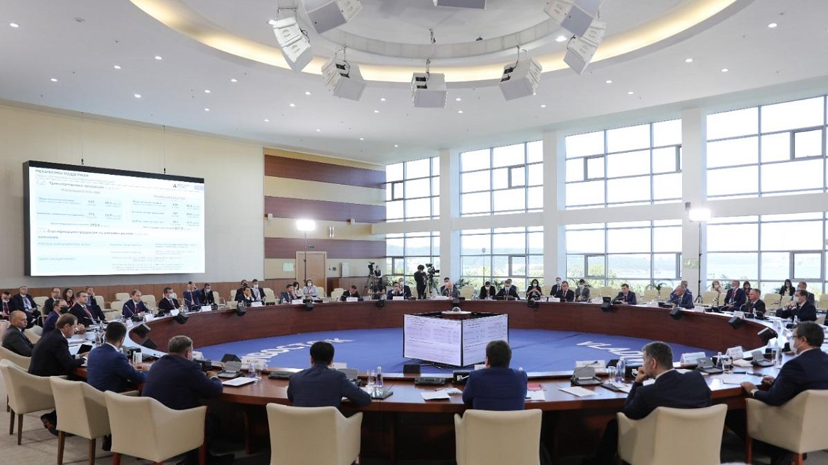 Нижегородская область вошла вТОП-5 регионов РФ, обеспечивших прирост промышленного экспорта вIполугодии