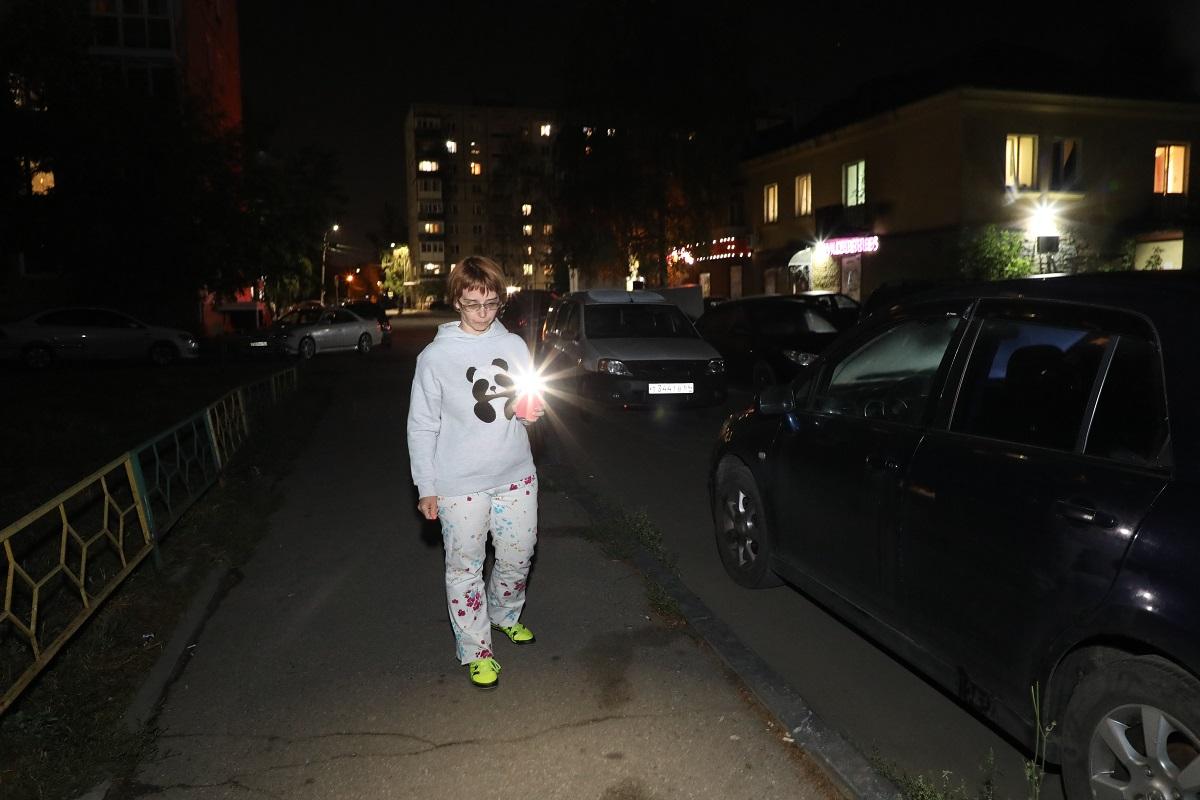 Тёмные времена: почему на улицах Нижнего Новгорода не горят фонари?