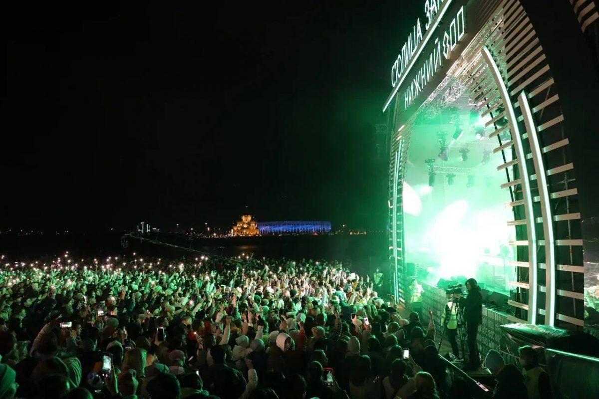 Ёлка выступит на последней «Столице закатов» в Нижнем Новгороде 25 сентября