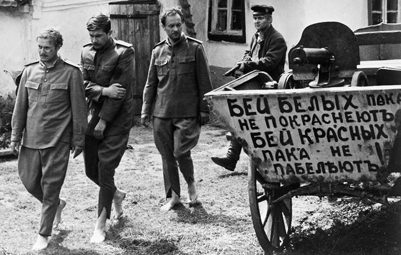 Почему Гражданская война в России была такой жестокой?