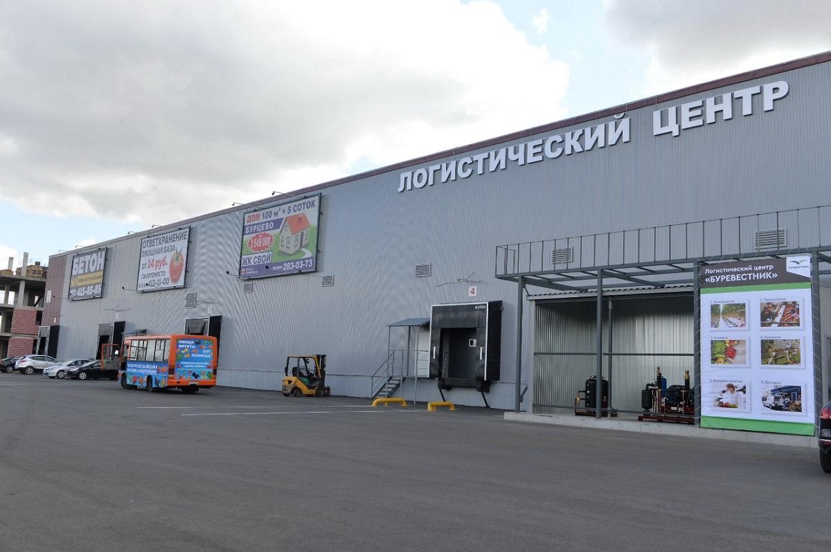 Агропарк слогистическим комплексом иярмаркой начал работу вНижегородской области