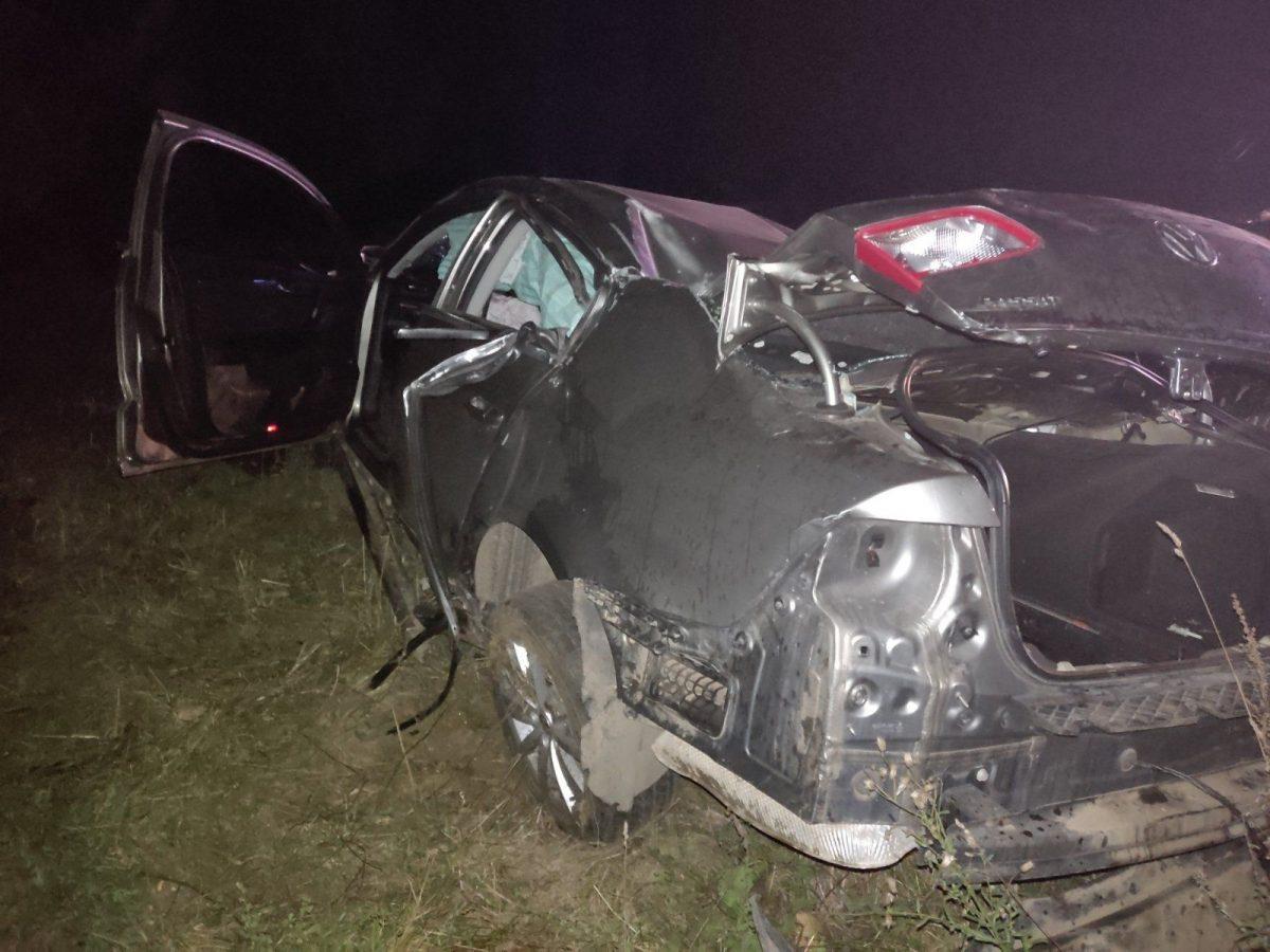 Водитель без прав устроил смертельное ДТП в Нижегородской области