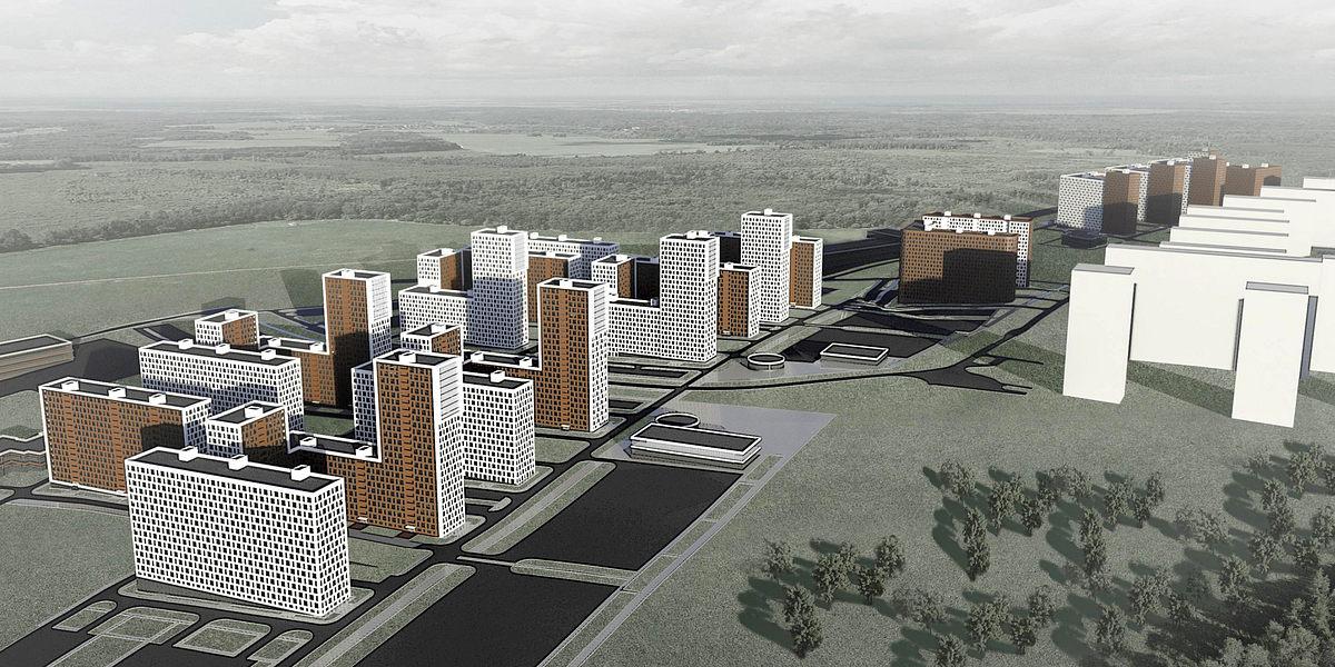 Микрорайон «Южный» начнут строить в Кузнечихе в 2023 году