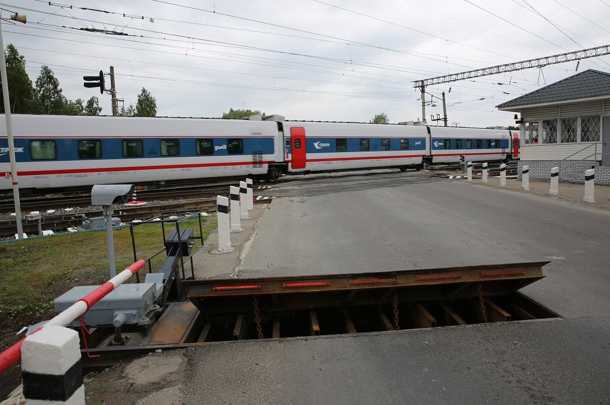 Горьковская железная дорога обеспокоена ростом числа ДТП на железнодорожных переездах