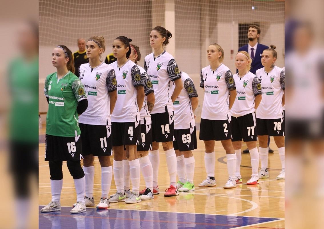 Крупную победу на старте Кубка России по мини-футболу одержала нижегородская «Норманочка»