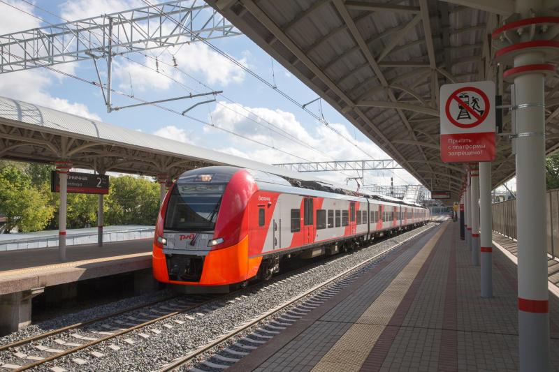 Акция «Безопасную железную дорогу – детям» проводится на Горьковской железной дороге