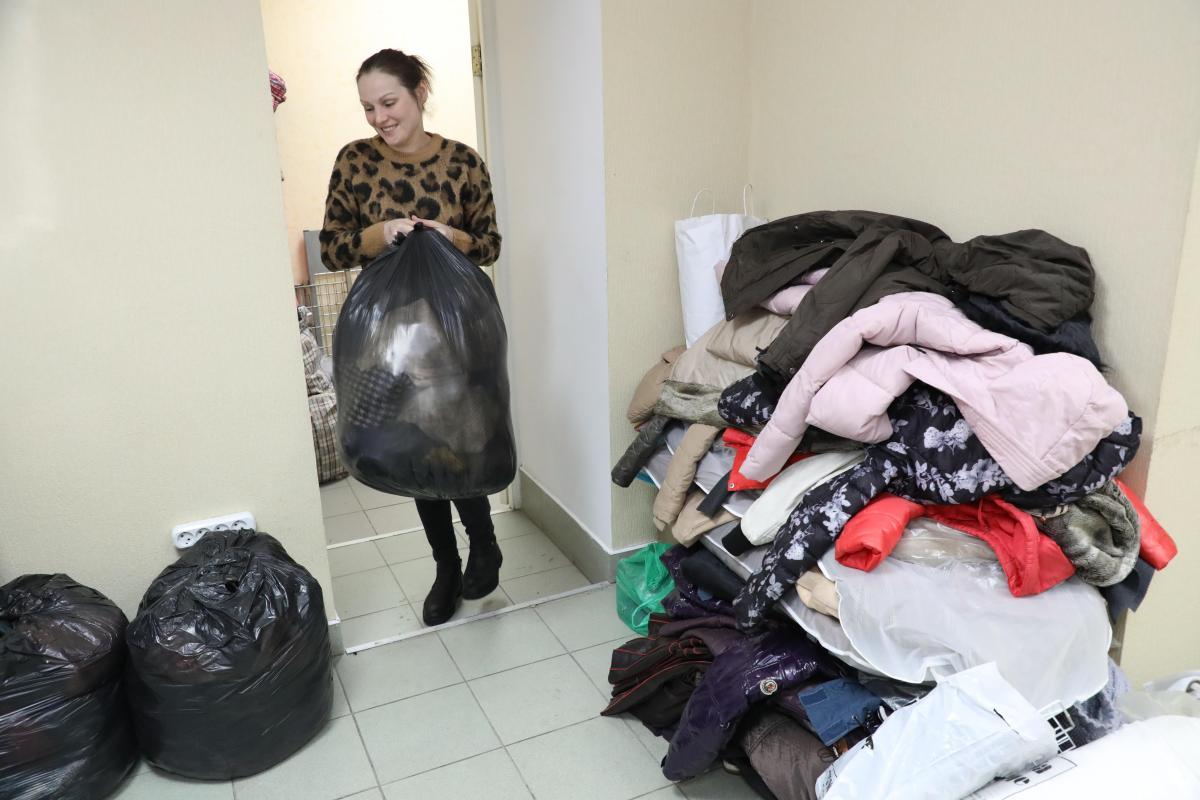 Пункты сбора теплых вещей для нуждающихся открылись в Нижнем Новгороде