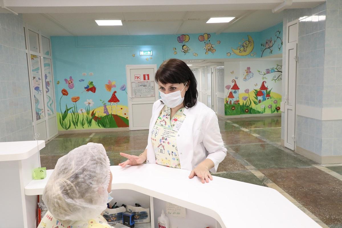 Здоровый вид: в больницы Нижегородской области приходит новое оборудование