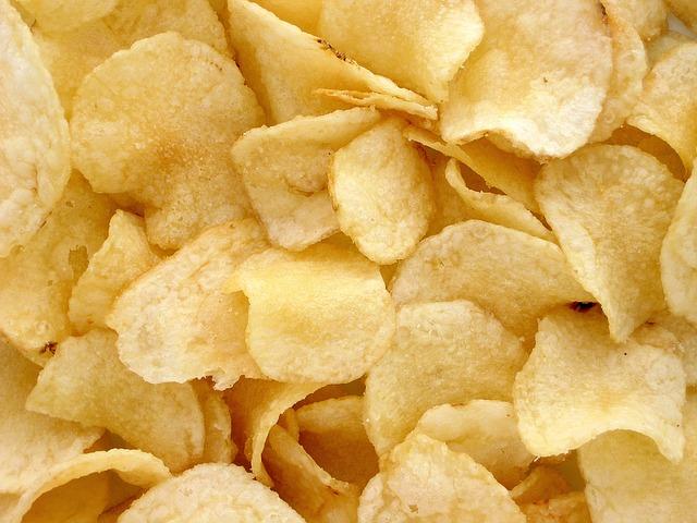 Как быстро и легко приготовить домашние чипсы