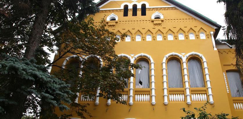 Капитальный ремонт Дворца детского творчества имени Чкалова находится на финальной стадии