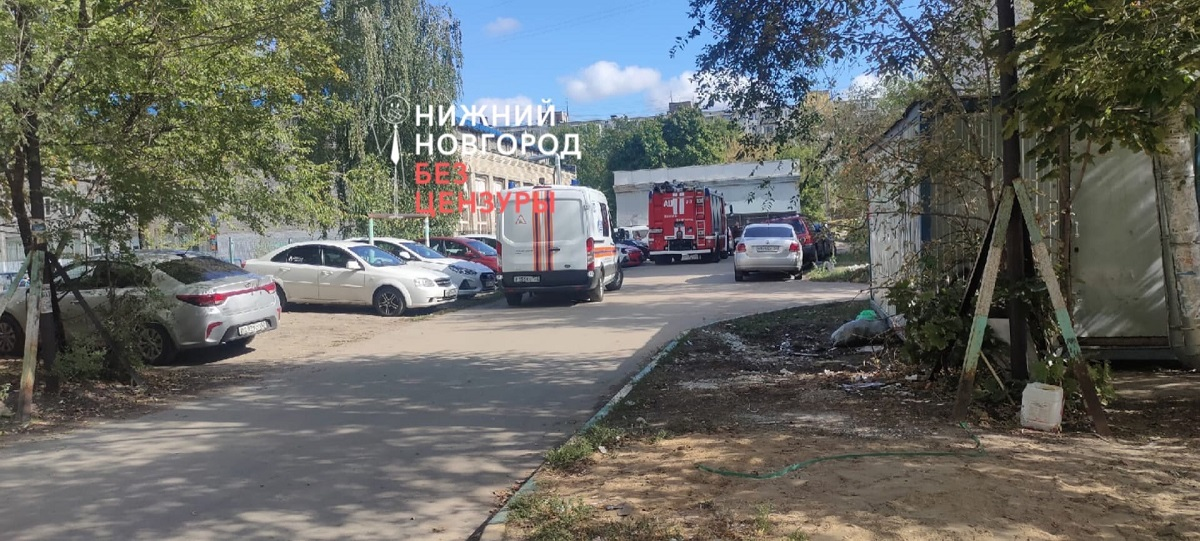 Экстренная эвакуация прошла в школах Нижнего Новгорода 2 сентября