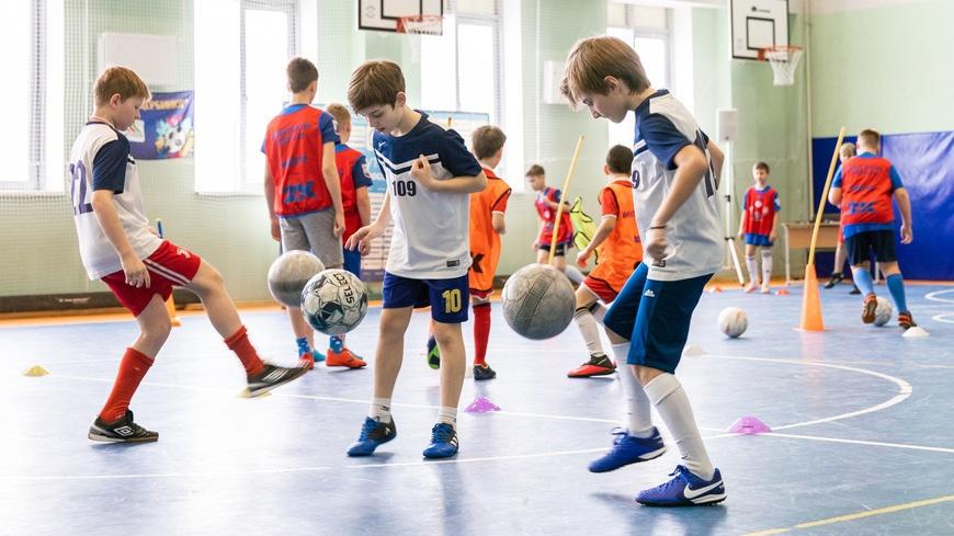 Урок футбола появится в школах Нижегородской области