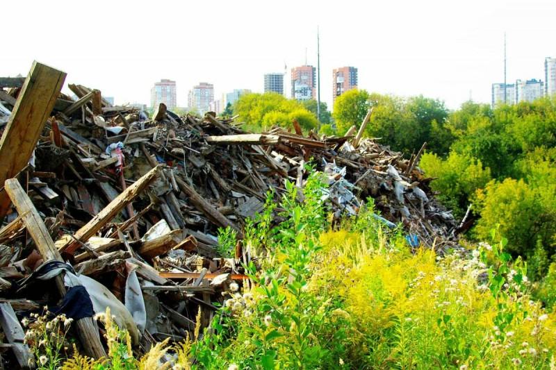 Депутаты рекомендовали администрации города ускорить работу по ликвидации мусорных свалок в Нижнем Новгороде