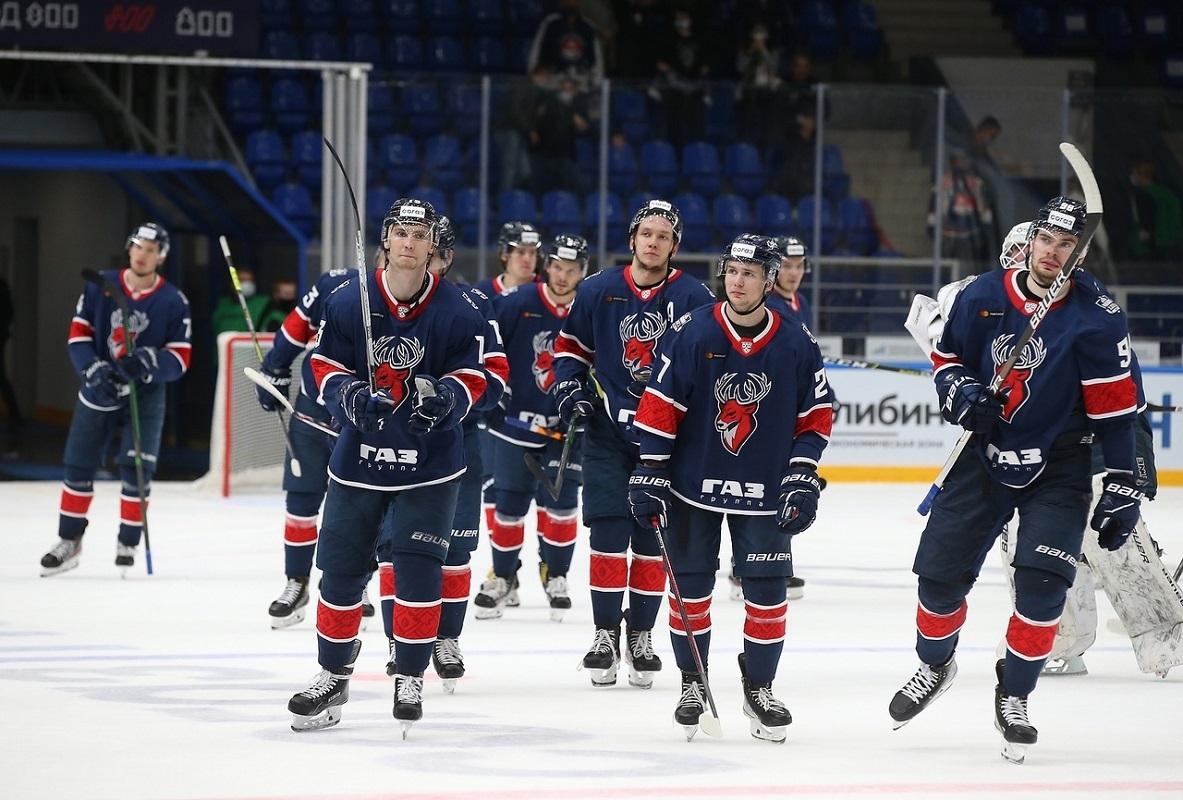 Хоккеисты нижегородского «Торпедо» вновь проиграли дома
