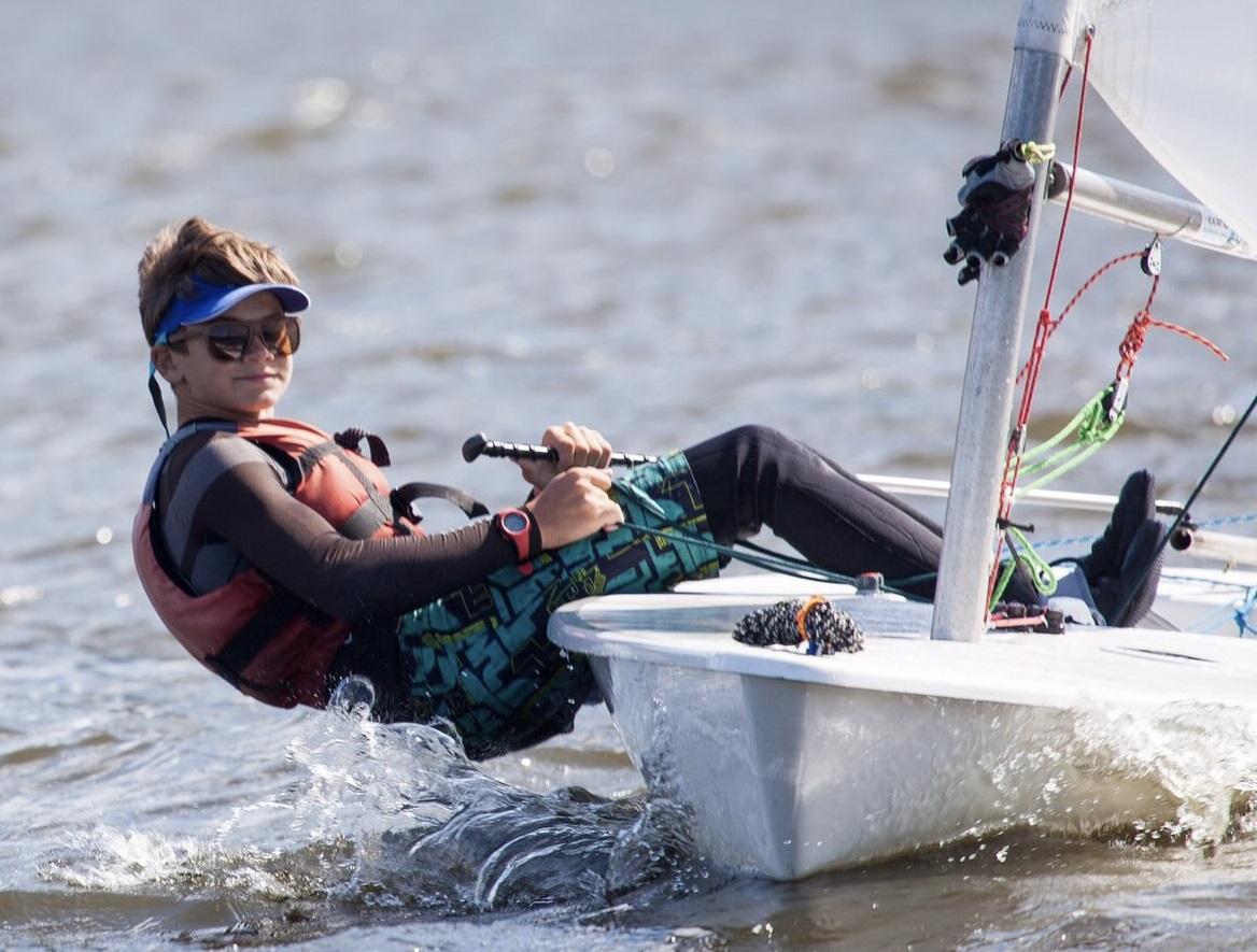 Нижегородец Сергей Гоголев стал чемпионом первенства России по парусному спорту в национальных классах яхт