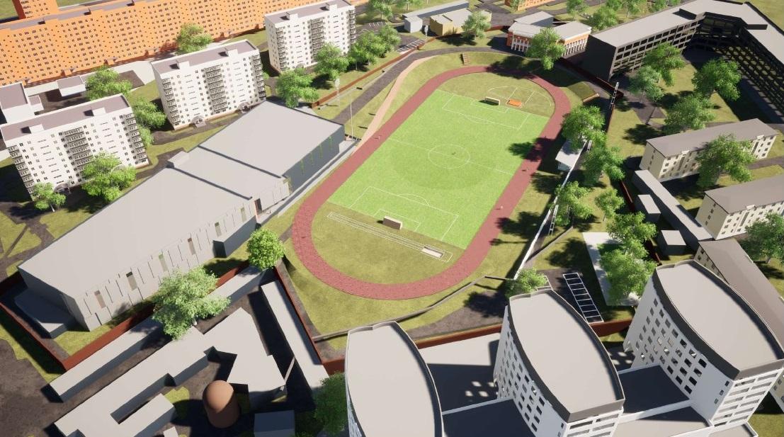 Стадион «Водник» планируют реконструировать в Нижнем Новгороде