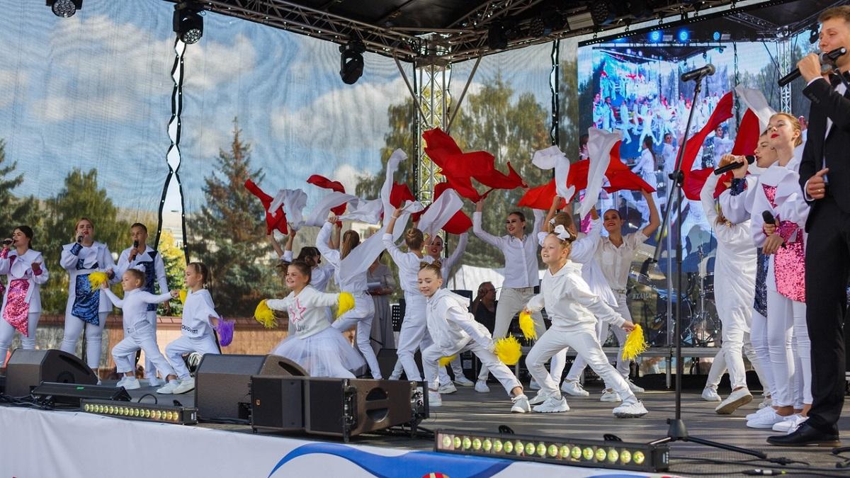 ВДень города вКстове отпраздновали июбилей Нижнего Новгорода