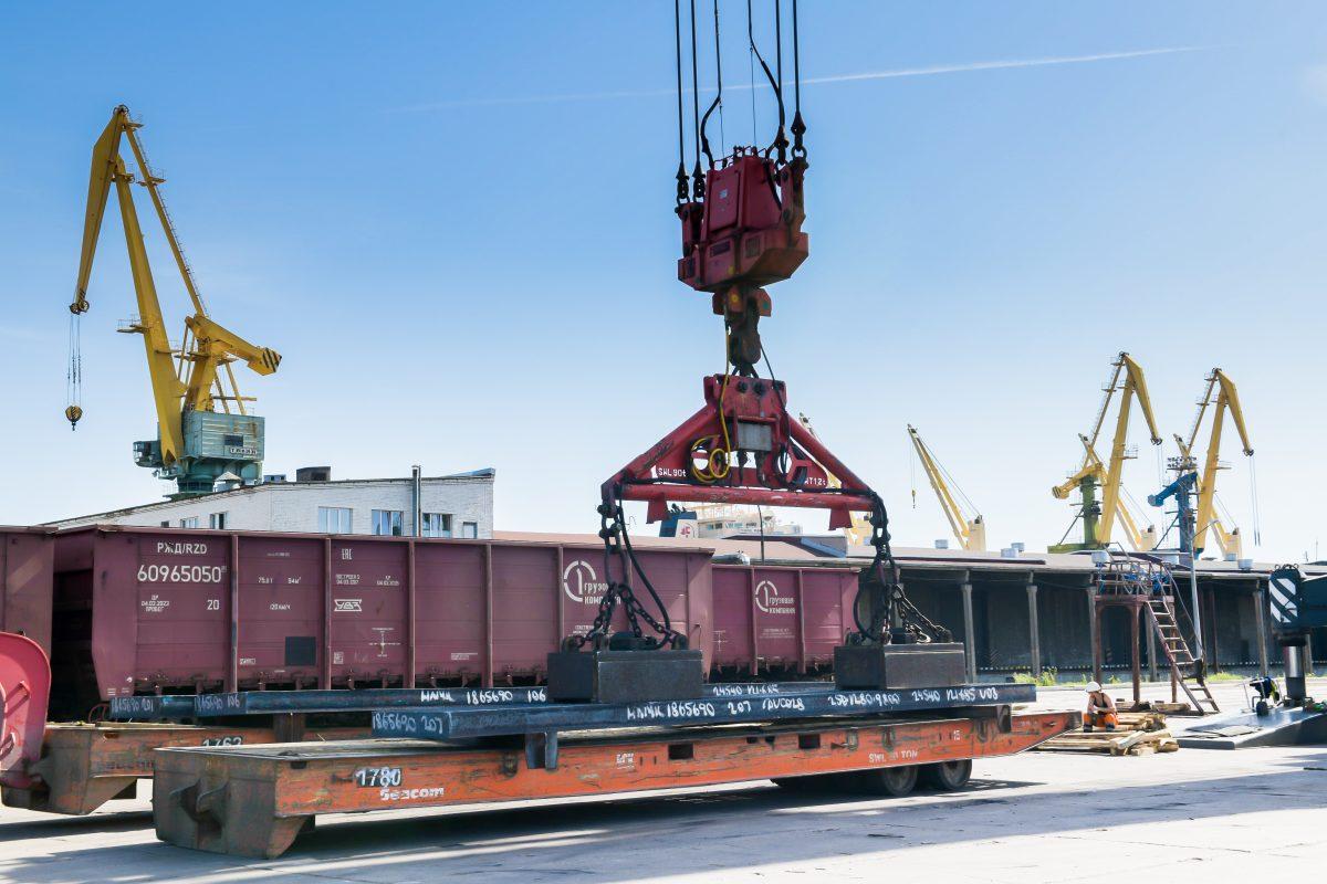 ПГК рассказала о расширении логистических услуг нижегородскому металлургическому заводу