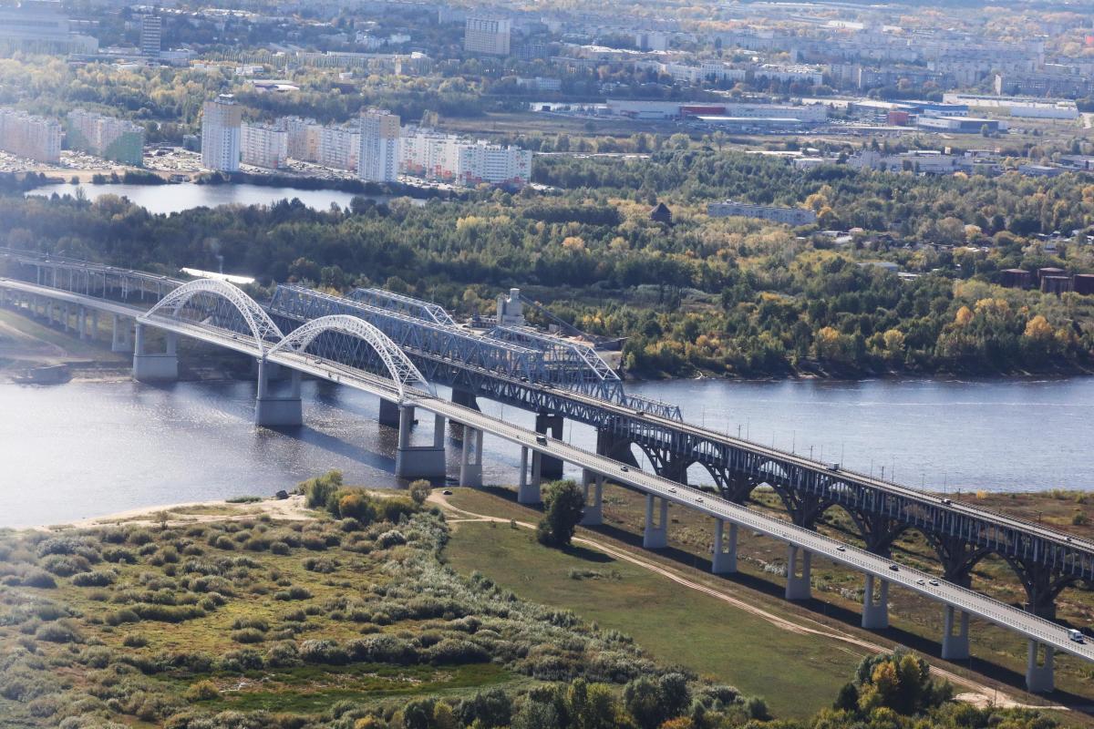 Движение поБорскому мосту откроется 28сентября