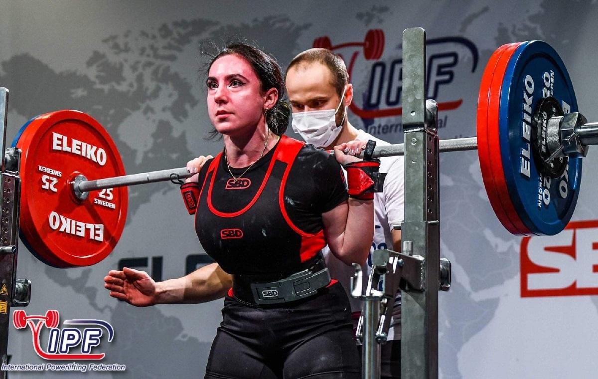 Нижегородка Анна Бардова стала чемпионкой в Первенстве мира по пауэрлифтингу
