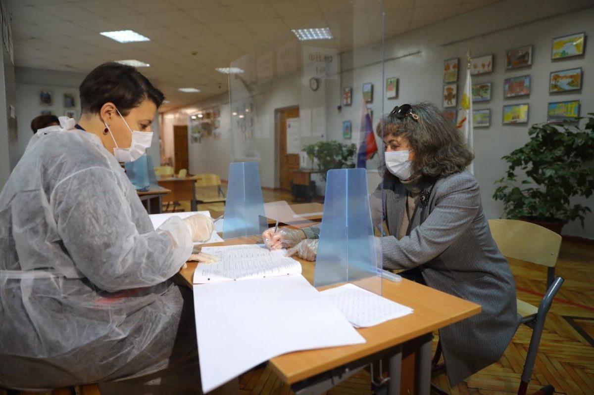 Все избирательные участки в Нижегородской области открылись в штатном режиме